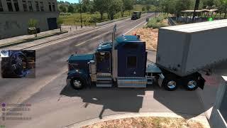【American Truck Simulator】ラスベガスへ旅行