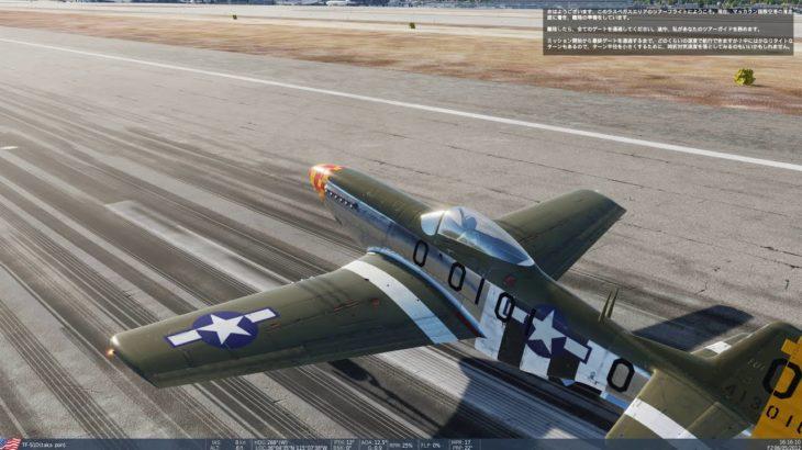 TF-51D ラスベガス ツアー