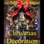 Aria Winter Wonderland in Las Vegas 2020.  ラスベガスの高級ホテル、アリアホテルのウィンター・ワンダーランド2020年。1/4迄開催中!