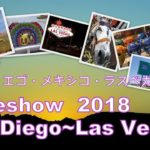 【Southwest】San Diego to Las Vegas  SLIDESHOW サンディエゴからラスベガスへロードトリップ🚗💨 スライドショー