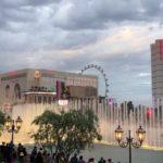 【ラスベガス】ホテル・ベラージオの噴水ショー