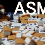 【ASMR】 Mahjong tiles sounds.High quality table games.麻雀の音