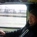 旅人岡ちゃん 170 苫小牧市、宝くじの当選番号確認と購入して、道の駅恵庭で車中泊します。