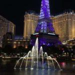 ラスベガス ベラージオの噴水ショー⛲️ Bellagio Las Vegas