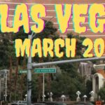 Las Vegas, March 10-11 2021 【ラスベガス 】