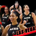 【WNBA】2020年Las Vegas Aces(ラスベガスエイシーズ)のチーム紹介/A'ja Wilson, Angle McCoughtry, Becky Hammon, Liz Cambage