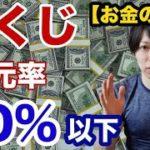 【マナブ】宝くじは買った瞬間に損する【お金の勉強】