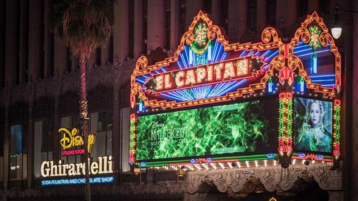【海外旅行】夜のハリウッドを散歩。そしてレンタカーでラスベガスへ!【アメリカ🇺🇸】